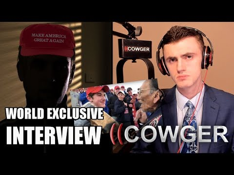 Interview with 'MAGA Kid' from Covington Catholic High School, Tells His Story
