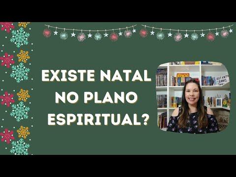 EXISTE NATAL NO PLANO ESPIRITUAL?
