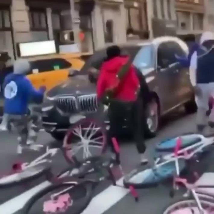 BMX Biker Gang