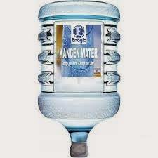 ukuran galon kangen water