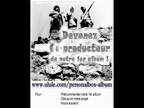 personalSong by personalbox à la cabane
