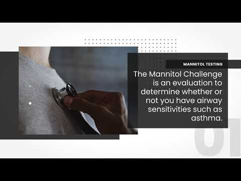 Mannitol Testing