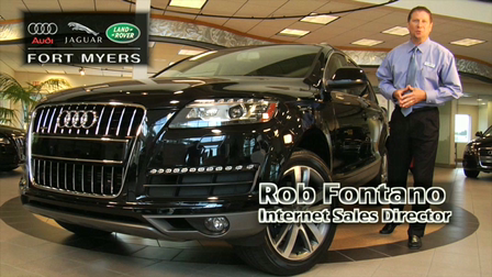 BMW X5 vs. Audi Q7 Video Comparison Fort Myers Naples Florida a Marazzi Dealership