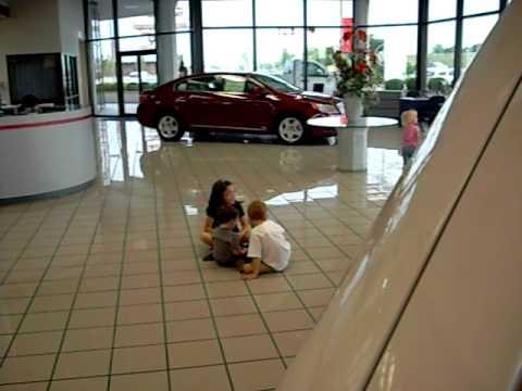 Kids love Buick