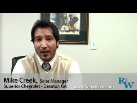 Rich William INT. - Dealerships Testify to the RWI training program!