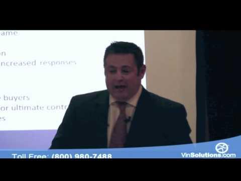 VinSolutions CSO Sean Stapleton on smart CRM, dumb CRM | VinSolutions.com