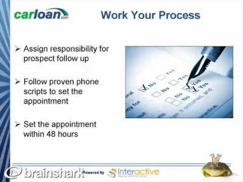 Carloan.com Best Practice for Follow Up - #4