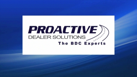 "Proactive ""Bdc"" tip of the week"