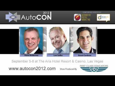 AutoCon 2012