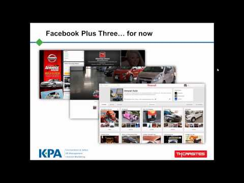 Do You Need to Be on 50 Social Networks? - Automotive Social Media Myth #3