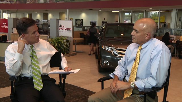 Interview with Craig Monaghan, President/ CEO of Asbury Automotive Group