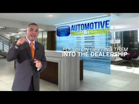 Automotive Sales -  Important, Powerful & Relevant Statistics - Automotive Digital Training