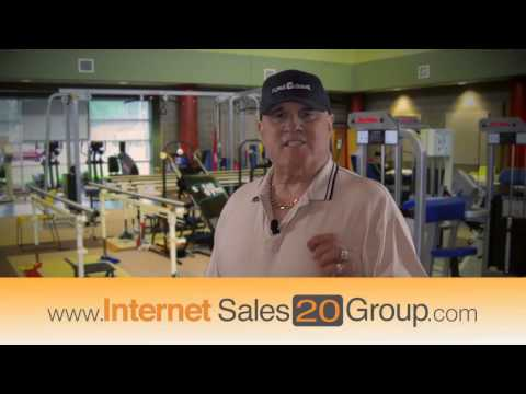 Jim Ziegler Invites You To Attend The Internet Sales 20 Group Workshop In Los Angeles - Nov. 12-14
