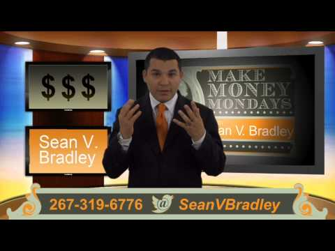 """Make Money Mondays With Sean V. Bradley - """"Voicemails"""" Are IMPERATIVE For Phone Sales Success"""