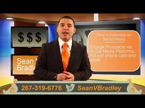 Make Money Mondays with Sean V. Bradley - Social Media & Video Communication