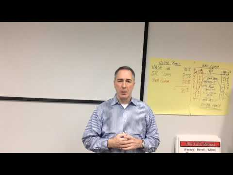 """Tim Marvel """"Quick Sales Tips"""" First Impressions"""