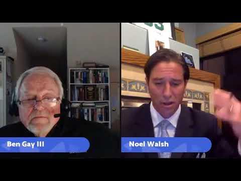 Noel Walsh Interviewing Ben Gay III
