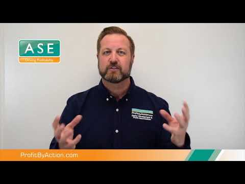 Profit By Action Quick Tip: Extent of the Service Opportunity to Franchise Dealers