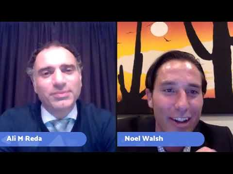 Noel Walsh Interviews World Car Sales Record holder Ali Reda.