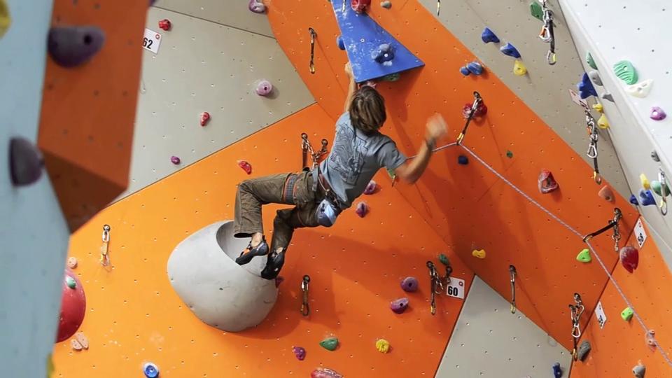 Climb Like Chris Sharma: His Tips, Part 1