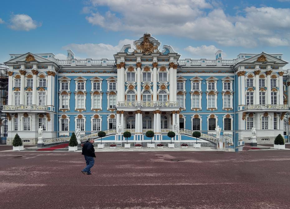 palazzo a Mosca
