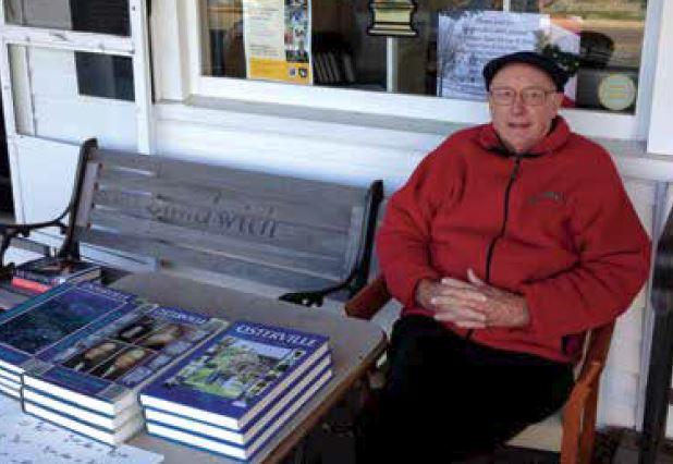 Osterville Historian Paul Chesbro