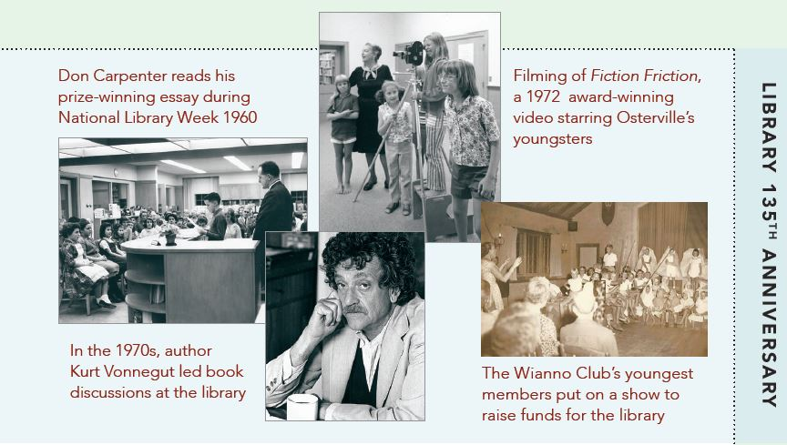 Osterville Library's Storied History