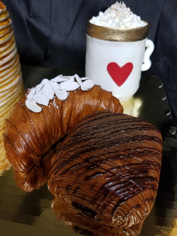 Croissant Cakes
