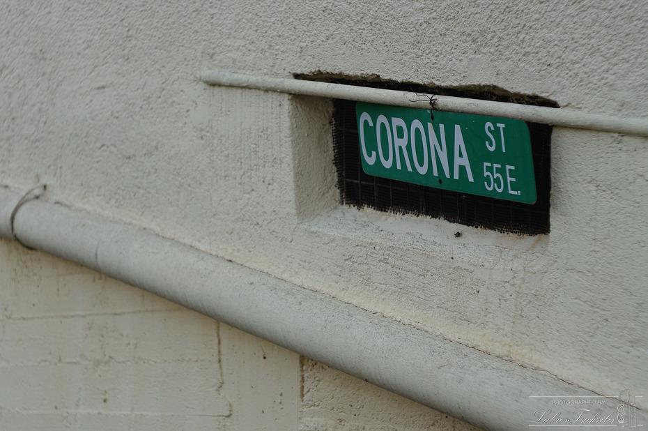 CORONA street....