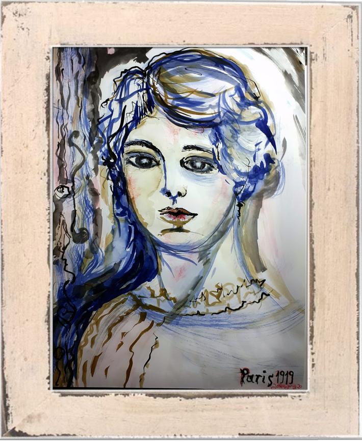 Paris_1919 copyright jutta-jung-ARTWORK 2020