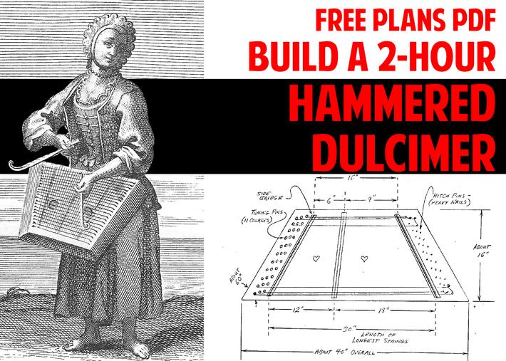 Pdf Download Build A Two Hour Hammered Dulcimer Cigar Box Nation