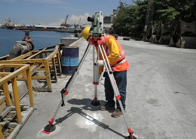 Land Surveying Techniques