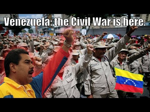Venezuela: Military Coup is HERE. Maduro done for?