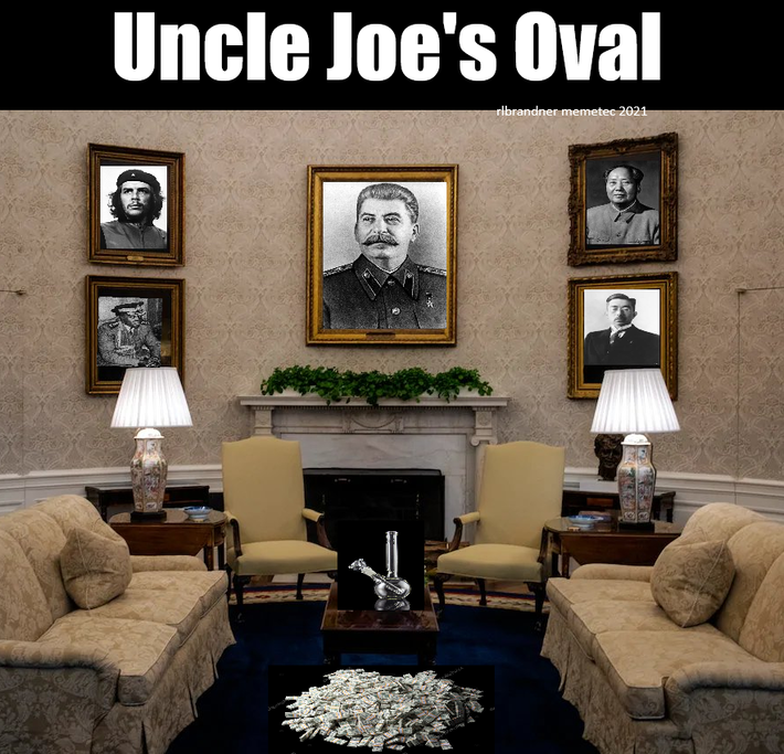 Uncle Joes Oval
