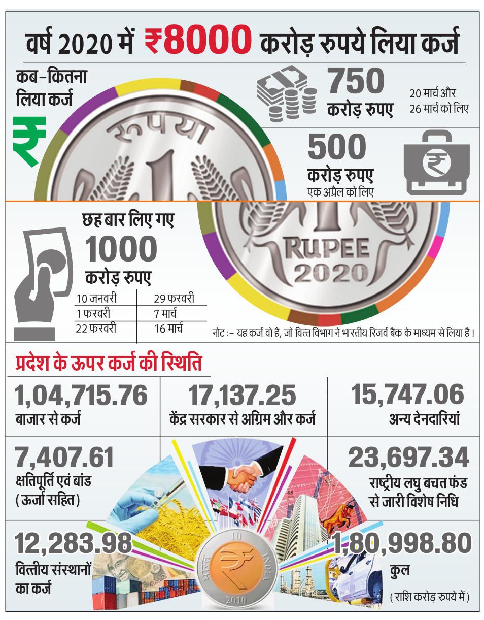 Budgut infographics