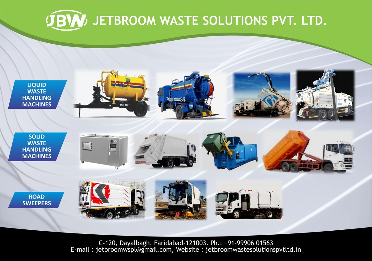 Jetbroom Waste Solutions Pvt. Ltd.