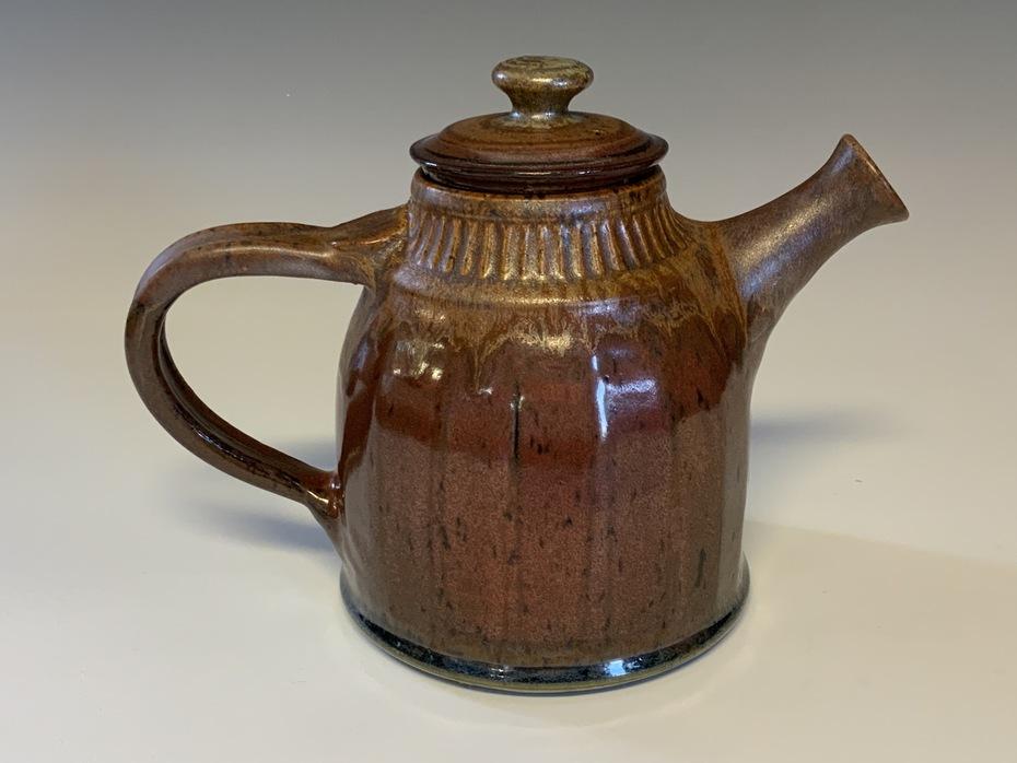 Randy's Red teapot