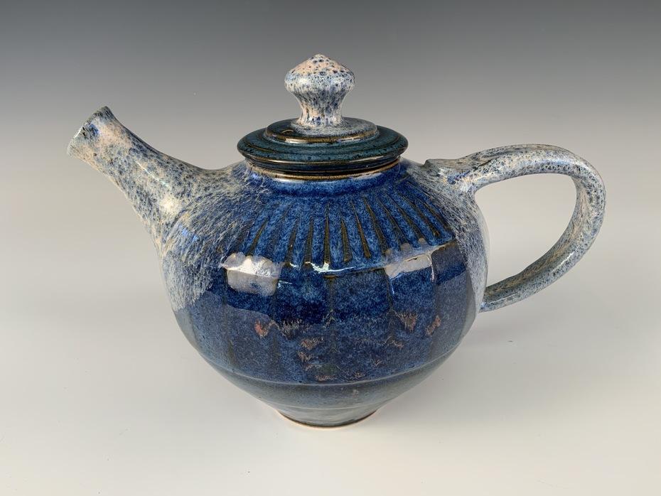 Bright Blue Glaze