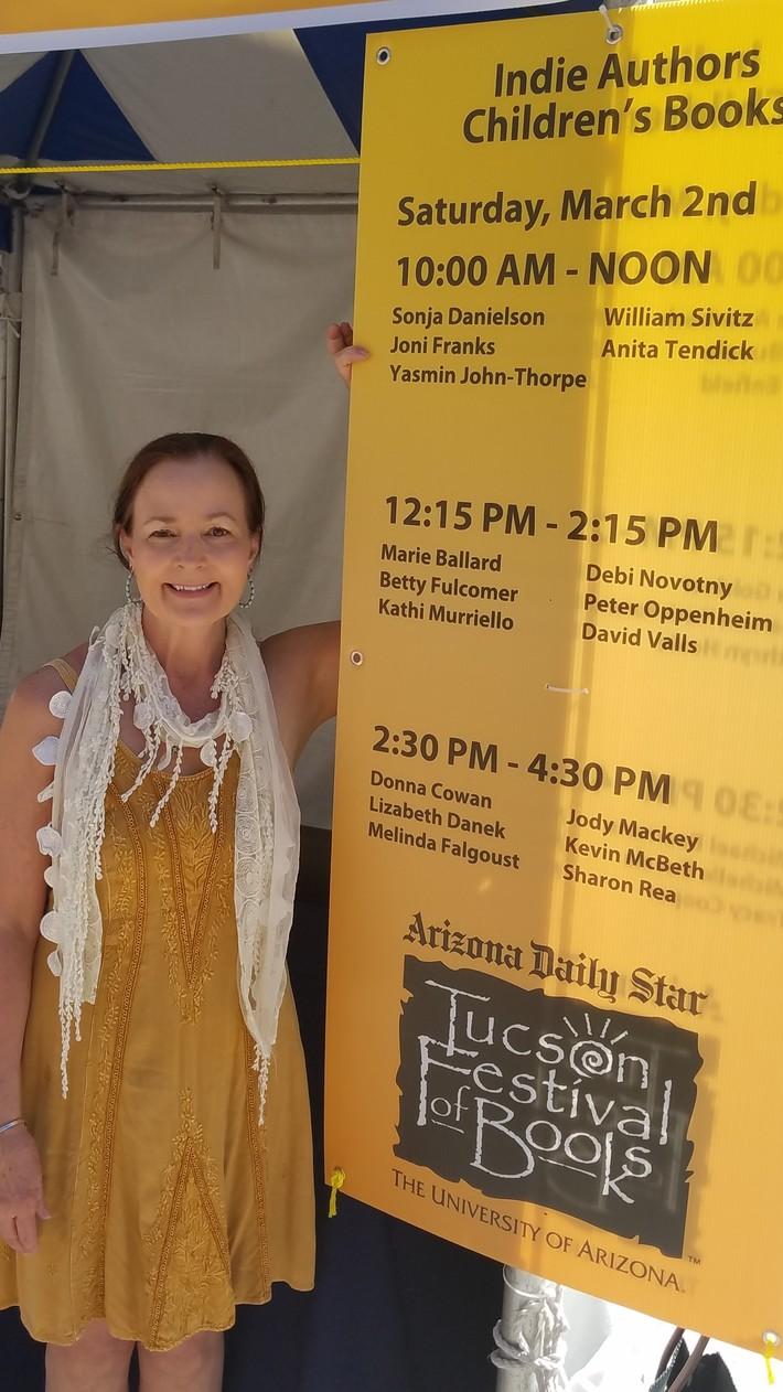 Tucson Festival of Books University of Arizona