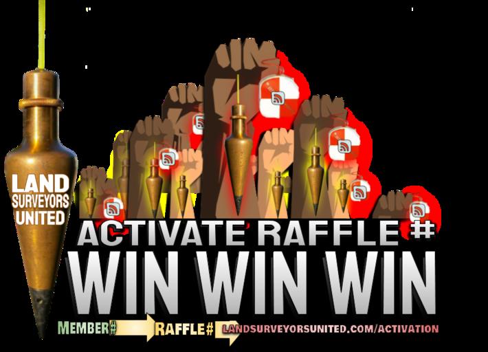 Win Surveyor Raffle