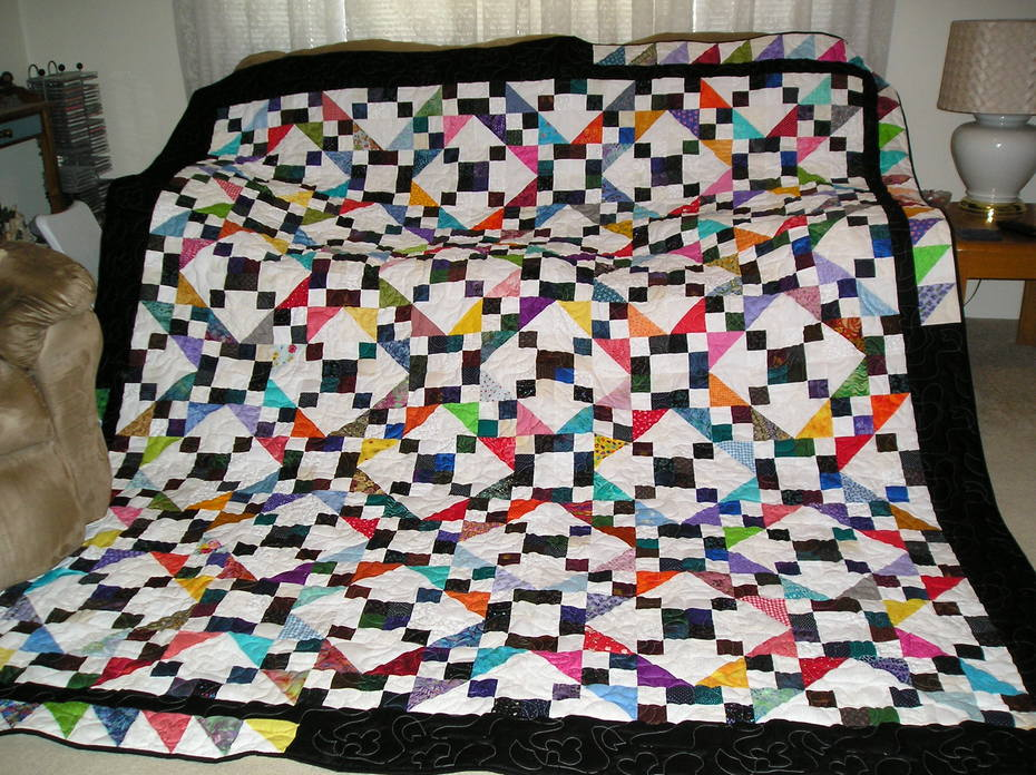 2020 Mystery Quilt