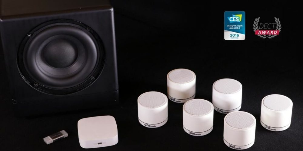 Wireless Surround Sound Speakers - Small Business Bonfire on