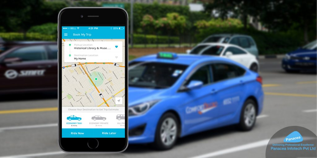 Features You Should Opt for While Developing a Taxi Booking App
