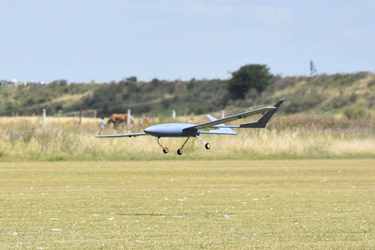 NexuS UAV presentation