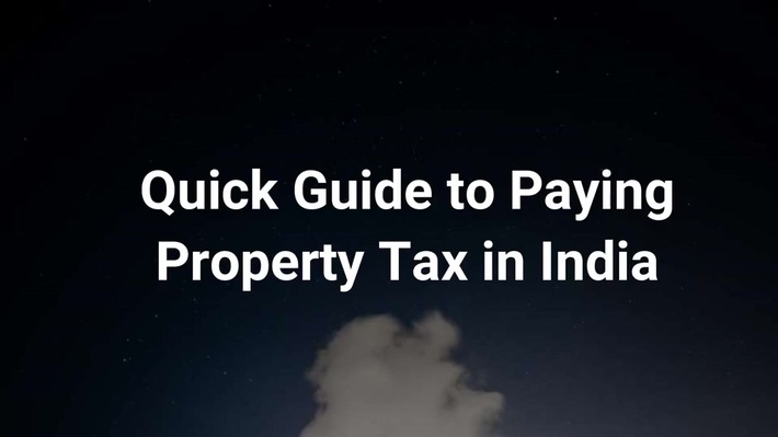 Quick & Easy Guide to Pay Property Tax