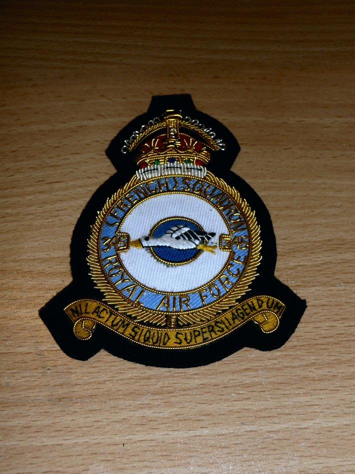 RAF (French) Squadron 345