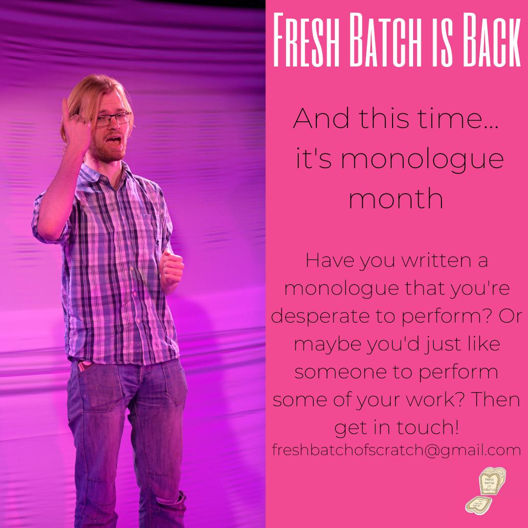 Fresh Batch is Back!!