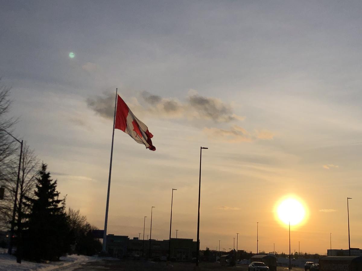 Canada's Flag Day Feb 15th