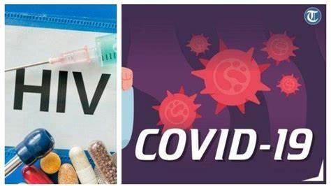 Het item 'corona en seks' op Allesoverseks.be werd uitgebreid met info over 'hiv en corona'