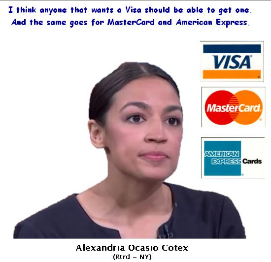 Ocasio Visa Equality